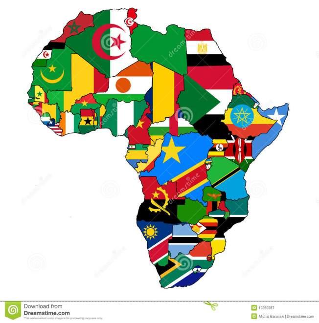 africa-map-flag-10350387